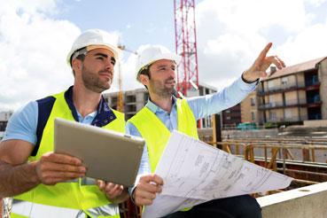 Search contractors